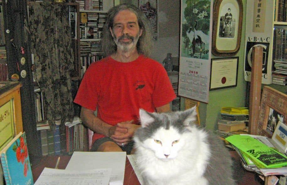 Le libraire Richard Gingras