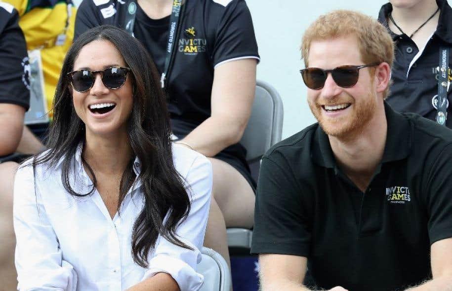 Le prince Harry et Meghan Markle fiancés: les premières photos officielles