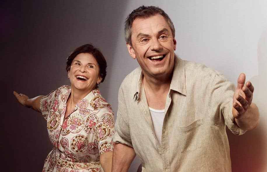 Guylaine Tremblay et Henri Chassé joueront dans la pièce «Enfant insignifiant».