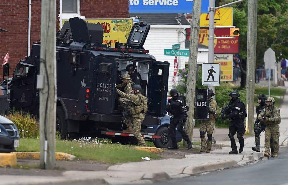 En 2014,Justin Bourque avait attaqué des policiers dans l'objectif de provoquer une rébellion antigouvernementale.