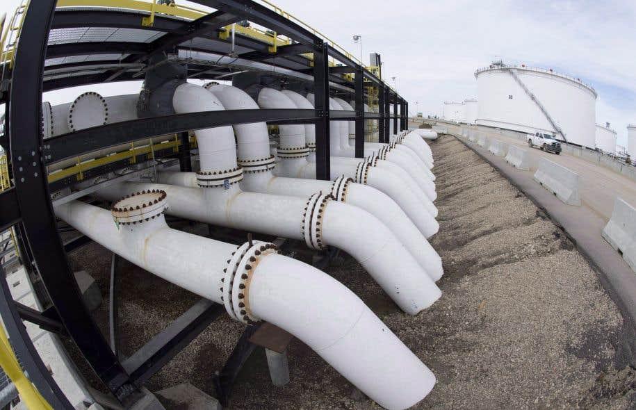 Il n'est pas question pour Desjardins de tourner le dos aux énergies fossiles, un secteur où ses investissements s'élèvent à 6,5milliards de dollars.