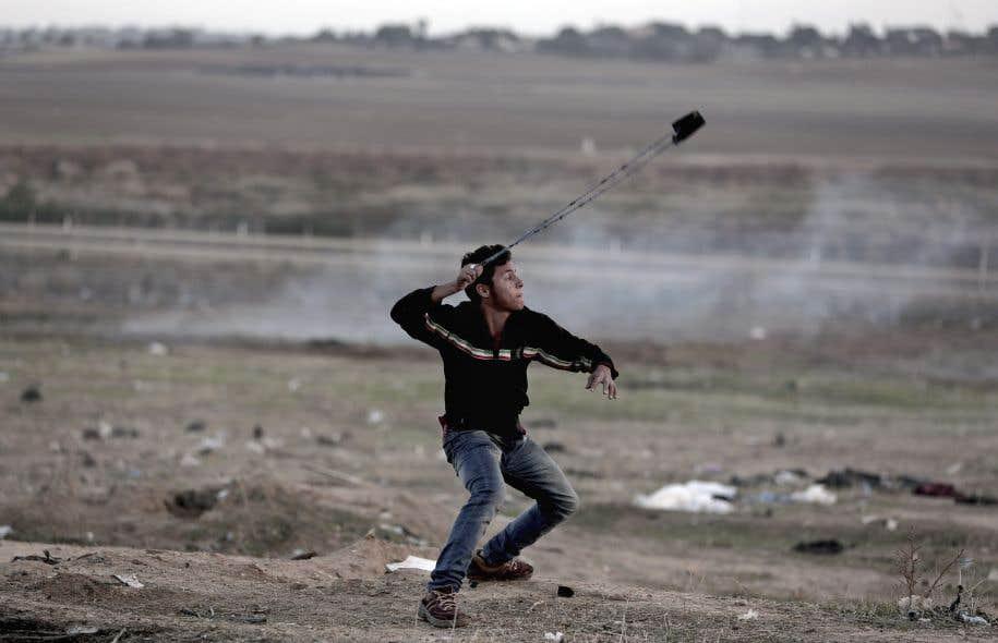 Jeudi, le mouvement islamiste Hamas qui contrôle la bande de Gaza a appelé à une «nouvelle intifada».