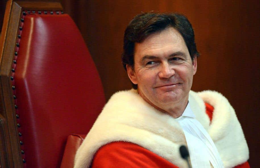 Le Québécois Richard Wagner nommé juge en chef — Cour suprême