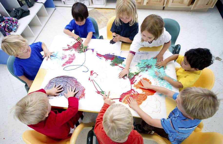 Les enfants pourraient sortir moins souvent de la garderie en raison d'une nouvelle interprétation des règles.