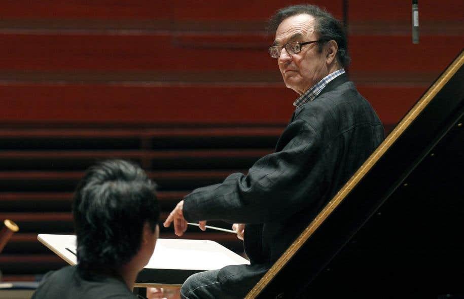 Cinq orchestres symphoniques majeurs ont annoncé que le maestro Charles Dutoit se retirait de concerts prévus.