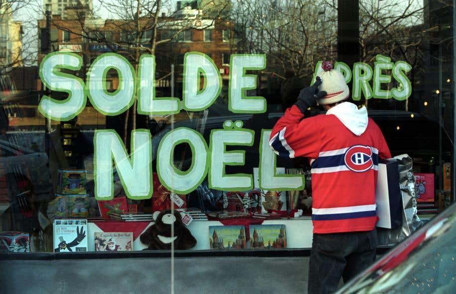 Les Canadiens prévoient dépenser une moyenne de 245$ par personne pour fêter la nouvelle année.