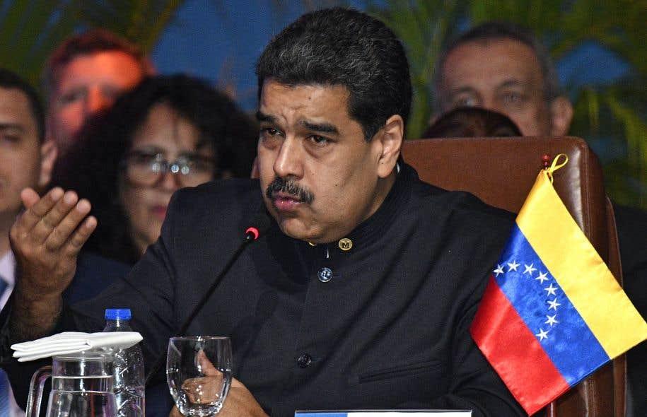 Le gouvernement de Nicolás Maduro avait assuré que le Petro permettrait «d'avancer vers de nouvelles formes de financement international», face aux sanctions financières américaines.