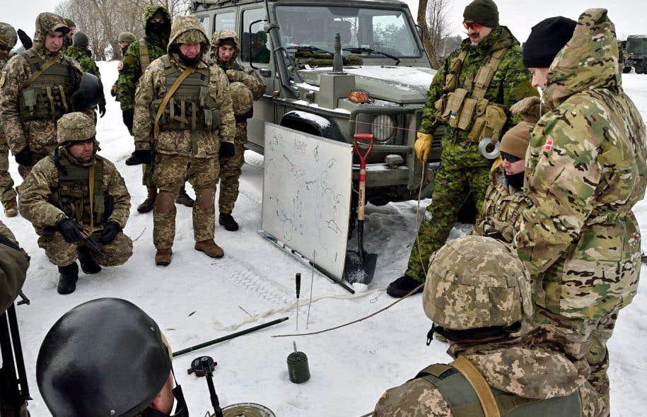 La mission d'entraînement UNIFIER, composée de 200 militaires canadiens en Ukraine jusqu'en 2019, est une contribution importante, voire essentielle, du Canada à la professionnalisation des forces ukrainiennes.