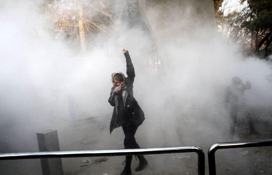 Les manifestations ont commencé jeudi pour dénoncer les problèmes économiques.