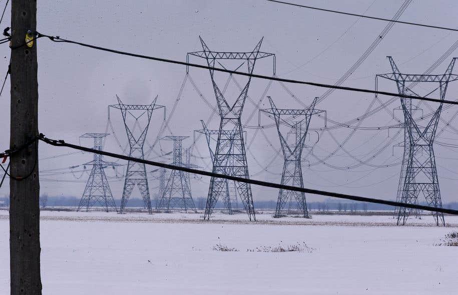Depuis la crise du verglas, Hydro-Québec a remanié son réseau de sorte à éviter les chutes en cascade des pylônes.