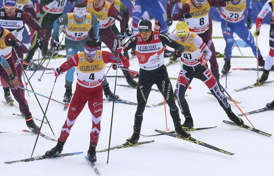 Dario Cologna dans les traces du sacre — Tour de Ski