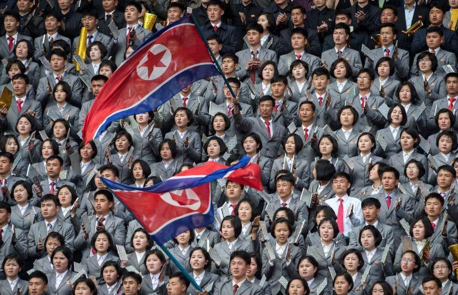 La détente enfin — Séoul-Pyongyang