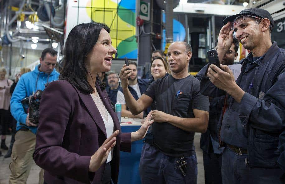 Mobilit conomie et habitation en priorit montr al for Achat television montreal
