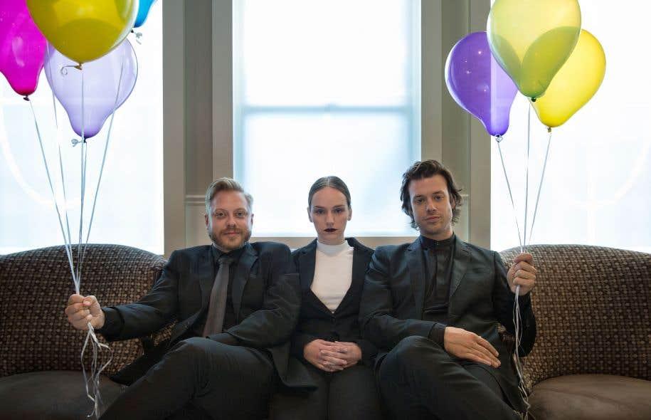 En avril débarque la deuxième saison de la comédie grinçante «L'âge adulte».