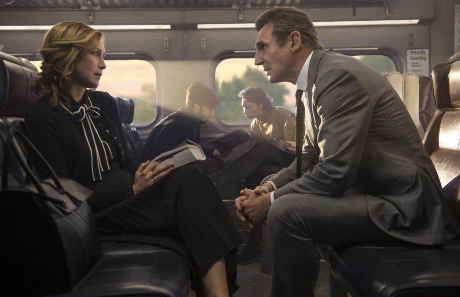 Vera Farmiga fait une proposition étonnante et lucrative à Liam Neeson.