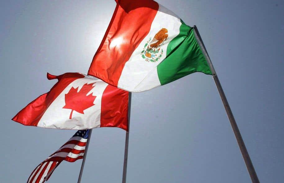 L'échéance de la renégociation avait d'abord été fixée à la fin de 2017, mais a été reportée de trois mois cet automne devant l'ampleur du fossé qui séparait notamment le camp américain et ses vis-à-vis canadien et mexicain.<br />