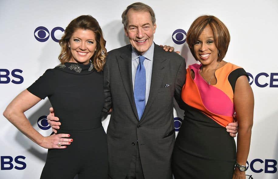 Le présentateur et journaliste télé Charlie Rose a été congédié de la chaîne CBS en novembre dernier, après que huit femmes ont formulé des accusations de harcèlement sexuel à son endroit.