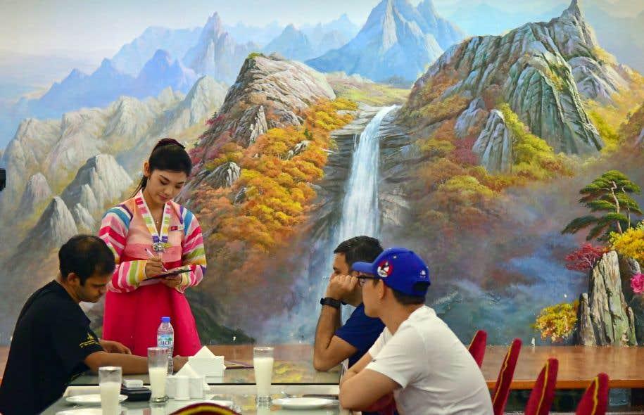 Une large part des profits tirés des restaurants nord-coréens en Mongolie sert à engraisser les coffres de Pyongyang.