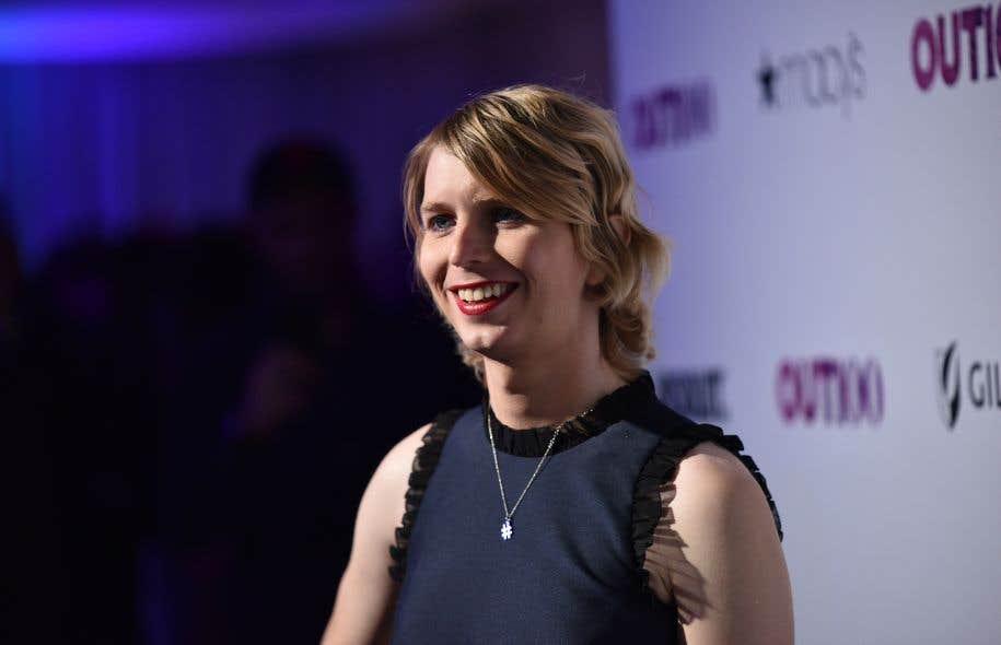 L'ancienne informatrice de WikiLeaks Chelsea Manning a passé sept ans en prison.