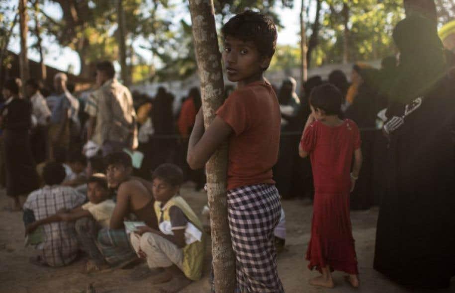 Birmanie: sept manifestants bouddhistes tués par la police en Etat Rakhine (police)