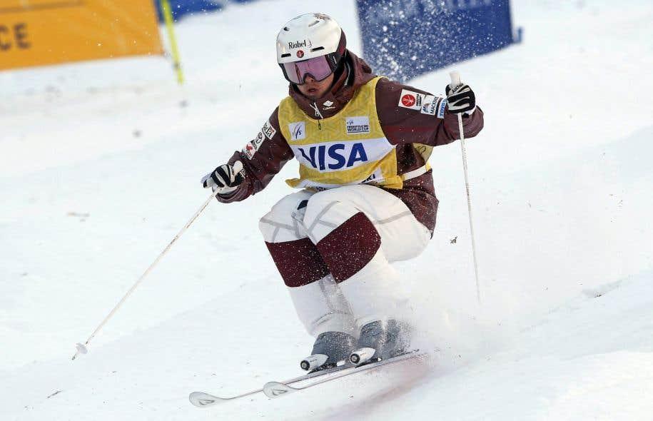 Justine Dufour-Lapointe victorieuse à Mont-Tremblant