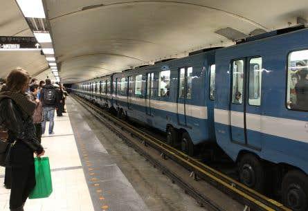 À Montréal, la quasi-totalité des stations de métro n'est pas accessible à ceux qui ont des troubles de mobilité.