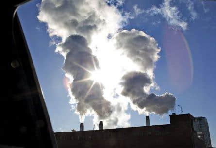 Le gouvernement Trudeau s'est engagé à réduire les émissions de gaz à effet de serre du Canada de 30% d'ici 2030.