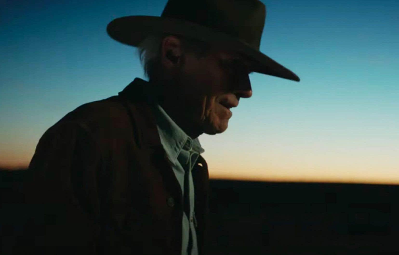 Une scène tirée du film«Cry Macho» avec l'acteur Clint Eastwood