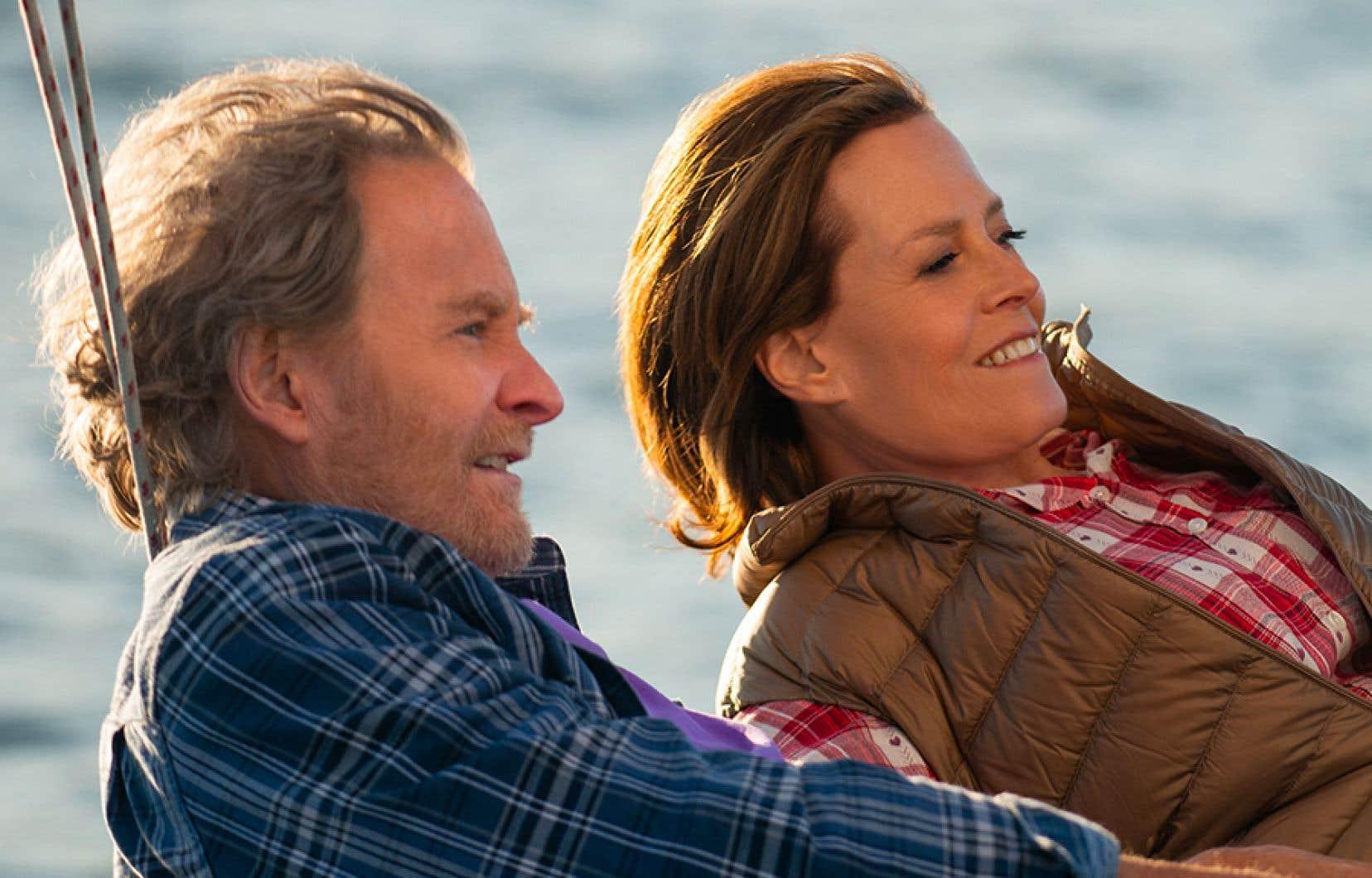 Kevin Kline et Sigouney Weaver dans le film «The Good House»