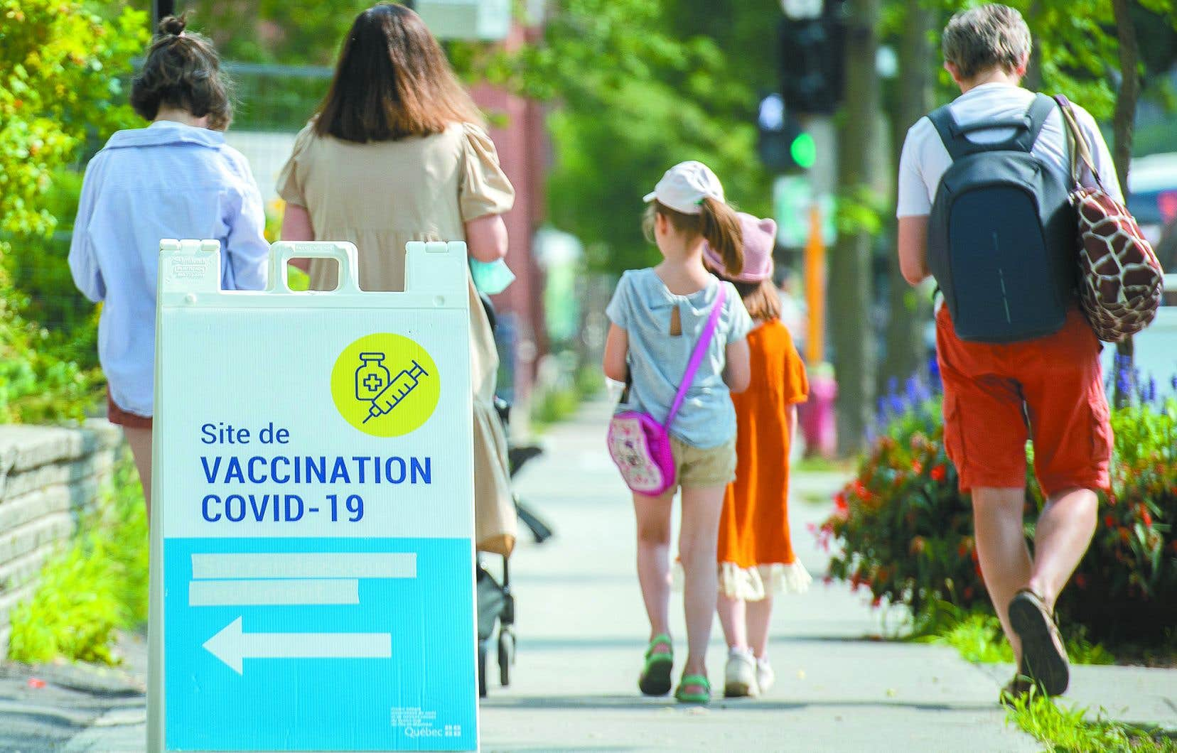 Fort appui des Québécois sur la vaccination obligatoire des travailleurs de la santé