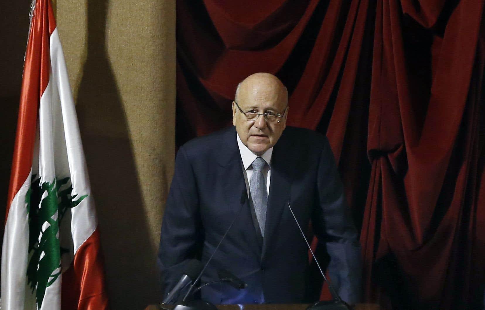 Englué dans une crise économique sans précédent, le Liban s'est doté le 10septembre d'un nouveau gouvernement dirigé par le premier ministre Najib Mikati, après 13 mois d'interminables tractations politiques.