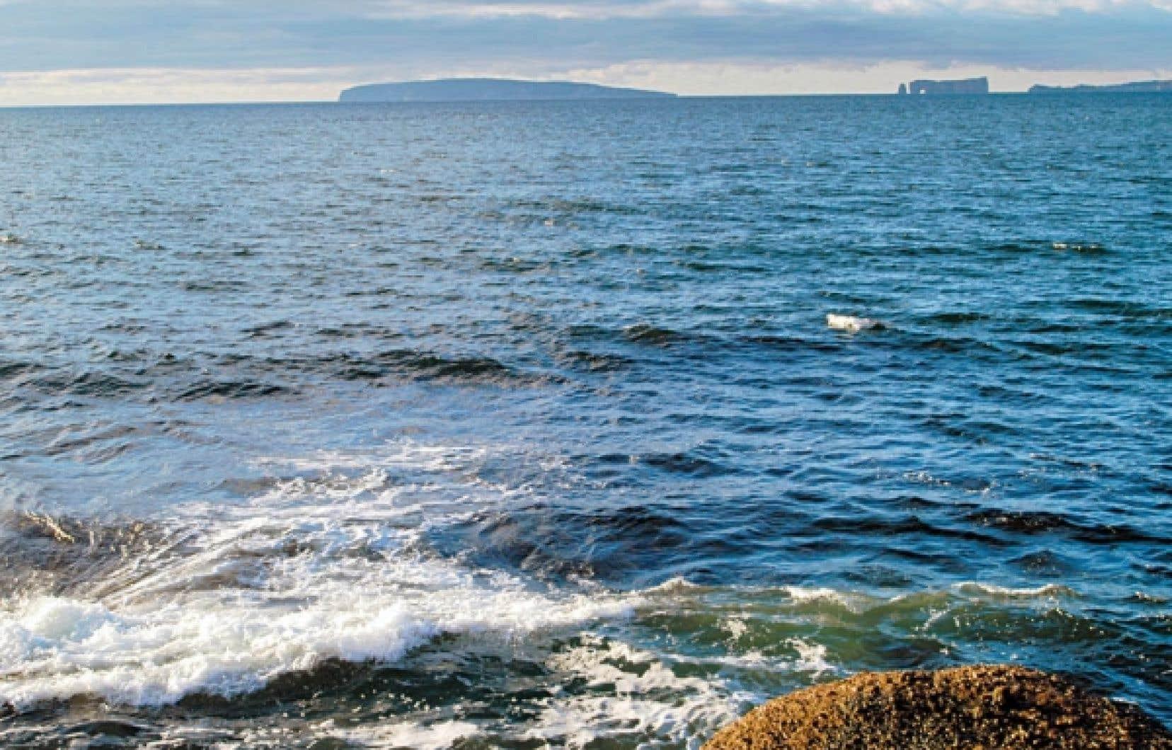 La Gasp&eacute;sie fait partie du vaste territoire marin o&ugrave; des projets p&eacute;troliers ou gaziers pourraient &ecirc;tre entrepris.<br />
