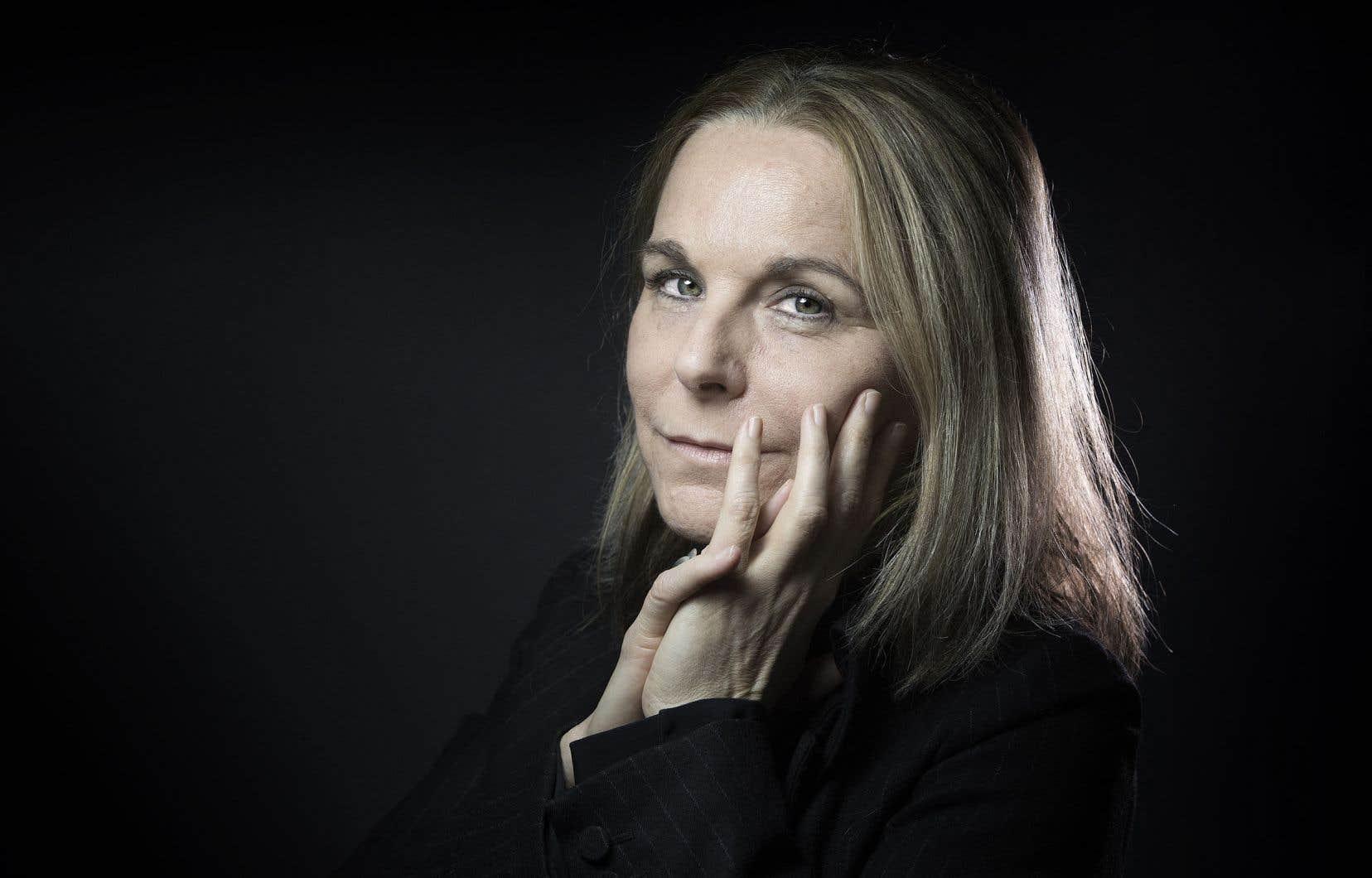 Membre du jury, Camille Laurens est au centre de deux controverses concernant le Goncourt 2021.
