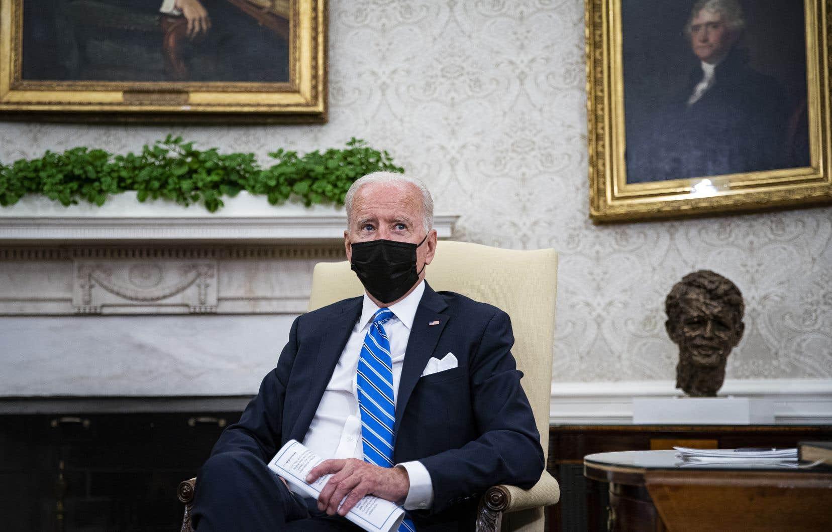 Les deux hommes ont donc l'intention de profiter de leur prochaine rencontre pour s'attaquer aux mesures qui peuvent être prises pour mieux freiner la pandémie.