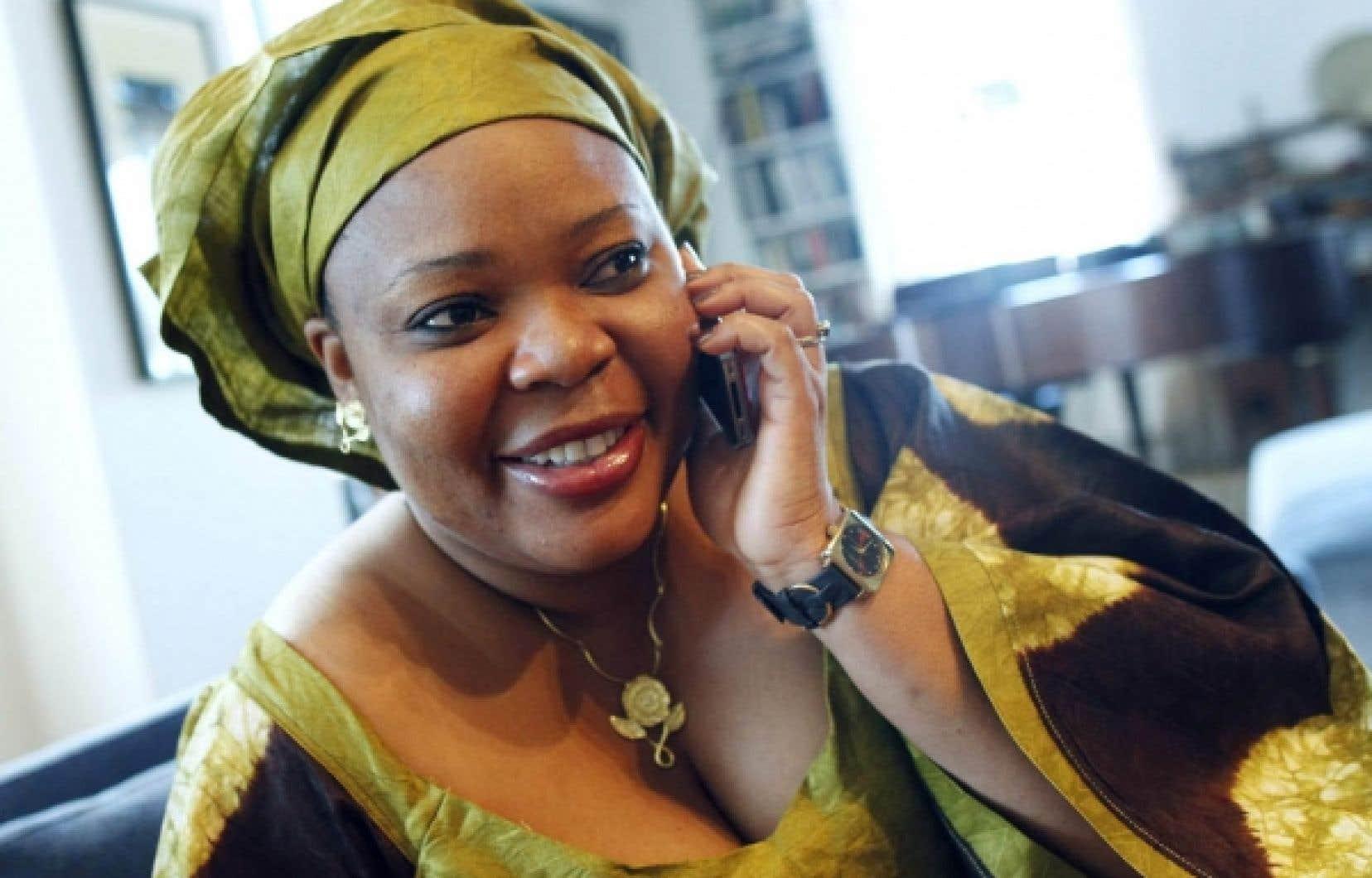 Leymah Gbowee<br />