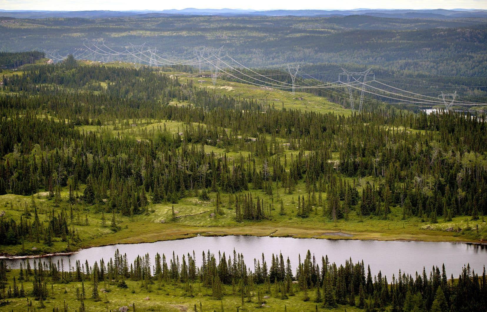 Hydro-Québec ne ferme pas la porte à de nouveaux projets hydroélectriques, même si sa priorité est de terminer celui de la Romaine.