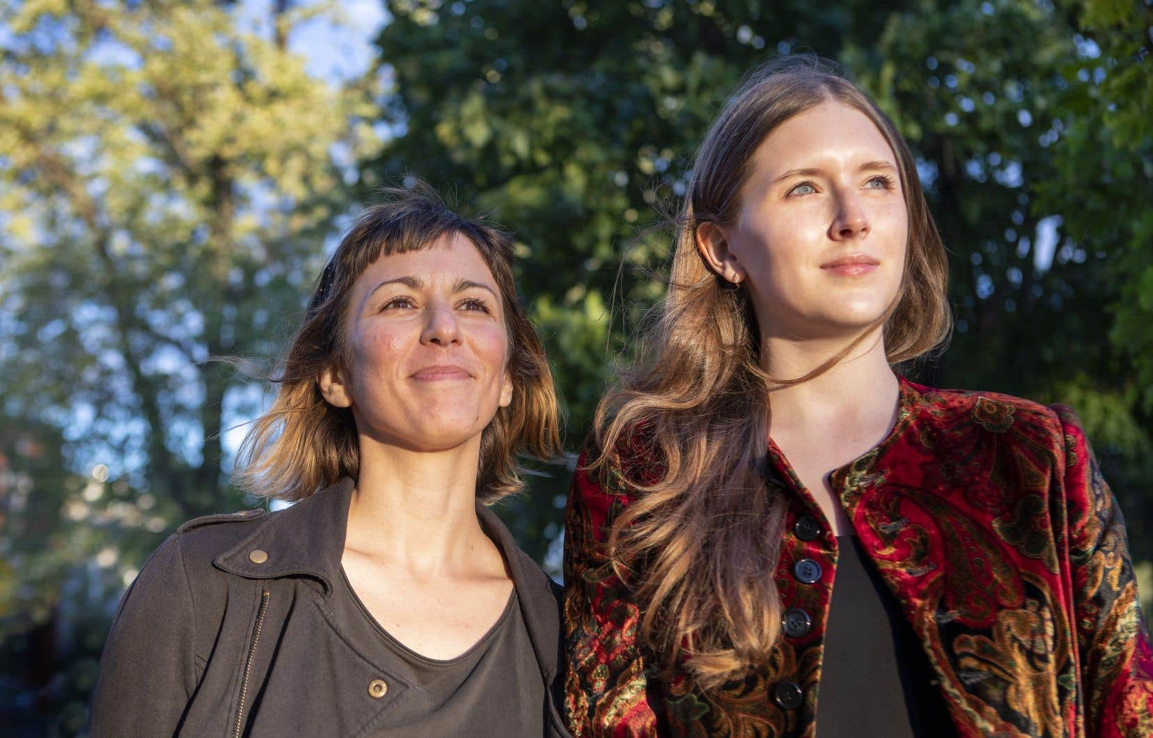 Les autrices Alexia Renard et Virginie Simoneau-Gilbert s'intéressent principalement à l'éthique animale et aux courants sociaux qui entourent la cause animale.