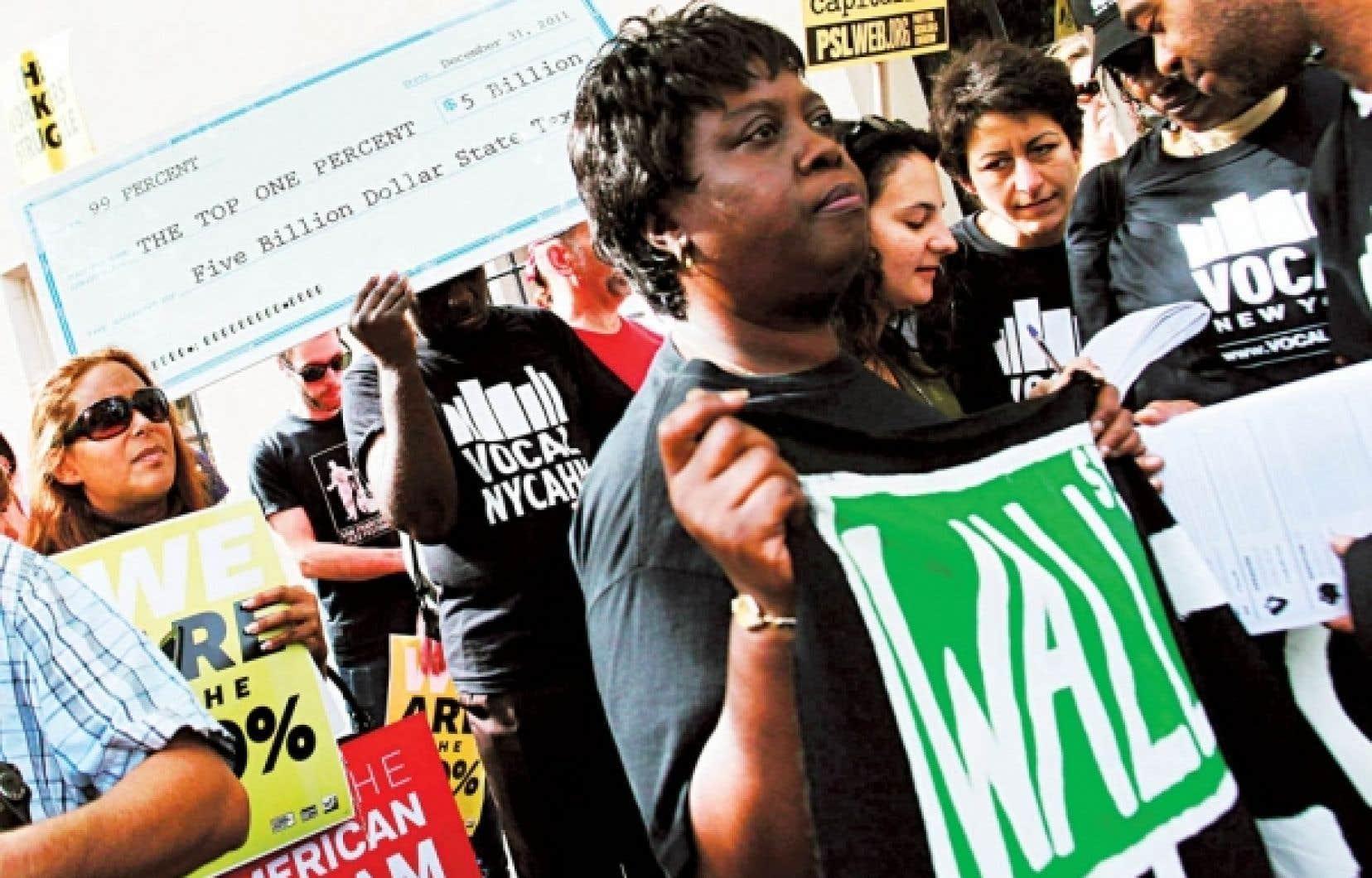 Ce que le mouvement Occupy Wall Street rappelle aujourd'hui aux dirigeants, c'est qu'il faut retrouver le plus tôt possible un cadre permettant aux États de mieux contrôler les marchés ainsi que des mécanismes favorisant une meilleure redistribution de la richesse dans la société.<br />