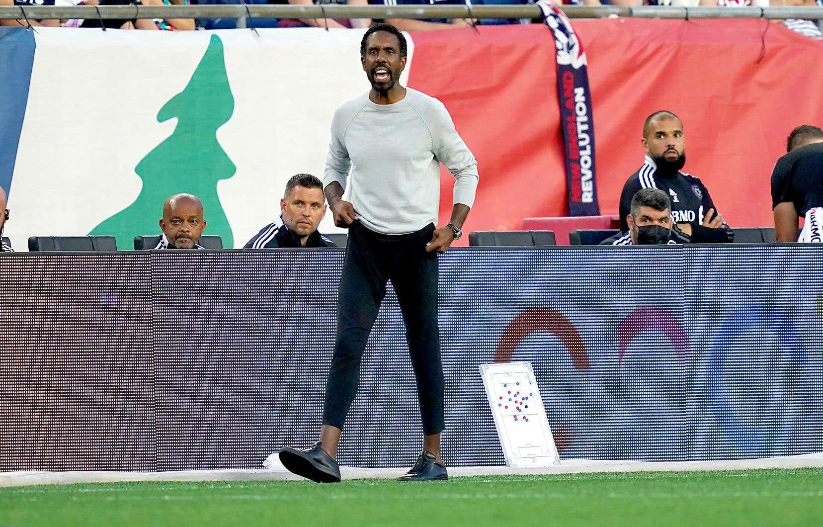 Wilfried Nancy a fait remarquer que le Revolution a cette capacité d'aller chercher le maximum de points lors des matchs, même lorsque ses joueurs livrent des performances de moins bonne qualité.