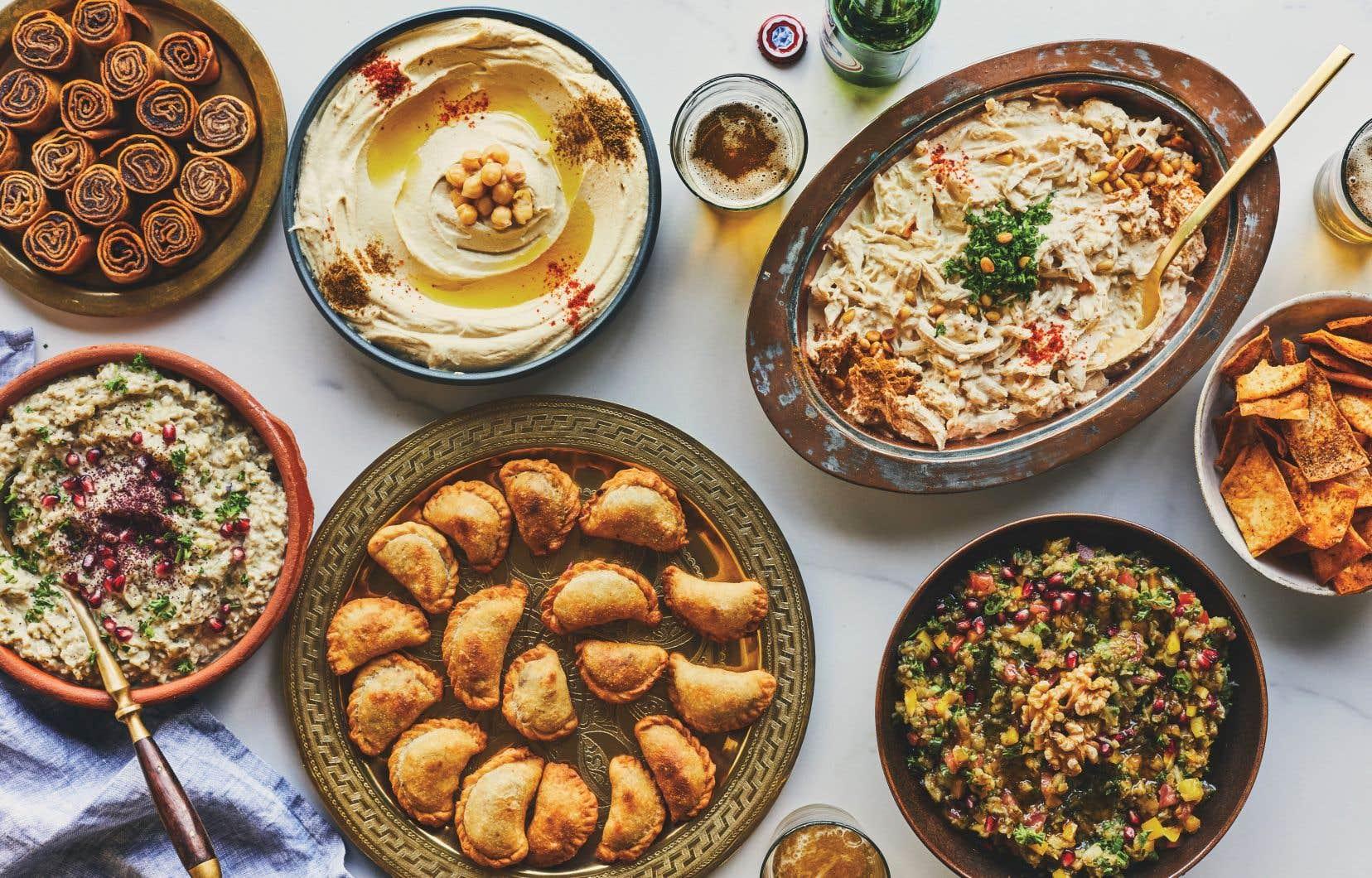« [La cuisine syrienne] est une cuisine ancestrale et très variée, faite avec amour et beaucoup de patience», fait valoir Adelle Tarzibachi.