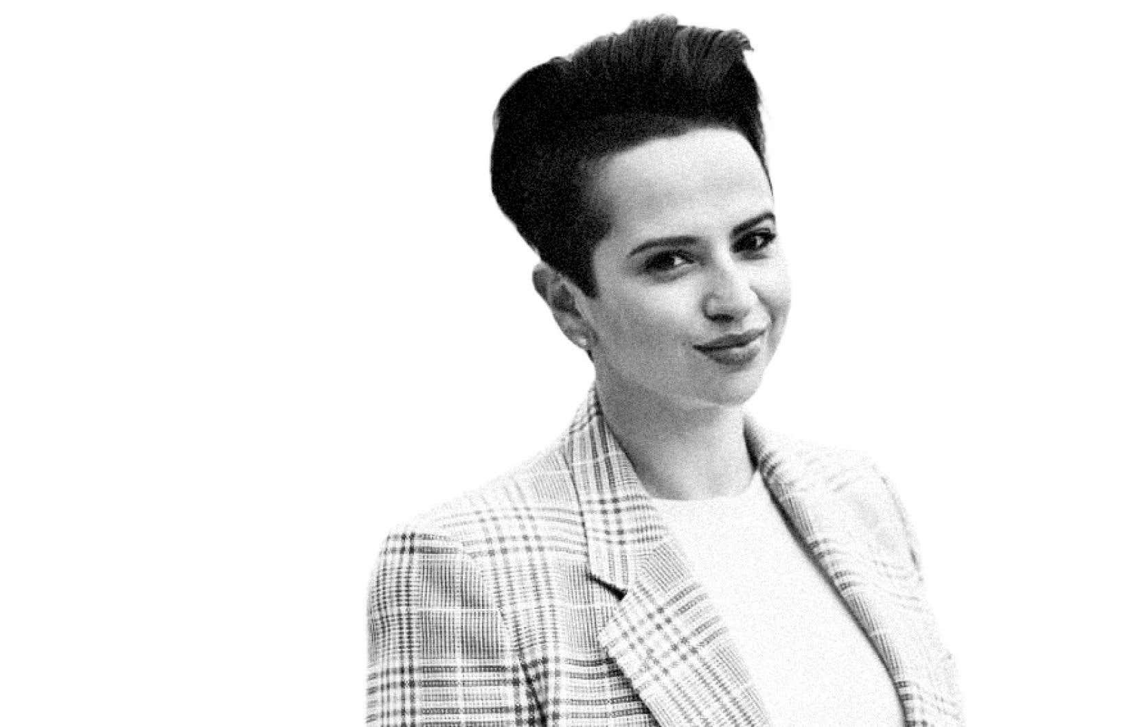 Melissa Lantsman est la première lesbienne élue aux couleurs duParti conservateur du Canada.