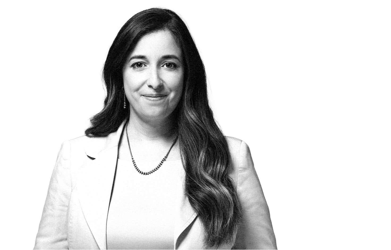 Nathalie Sinclair-Desgagné conjuguera l'apprentissage de deux métiers: maman et députée.