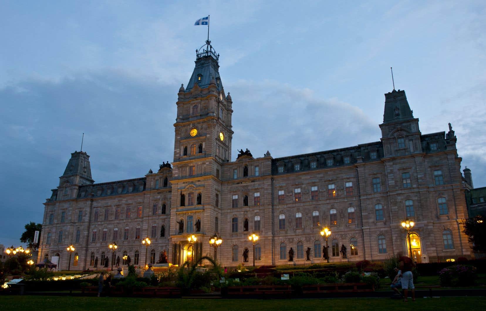 La commission de la culture et de l'éducation de l'Assemblée nationale a achevé jeudi ses auditions publiques sur le projet de loi 96.