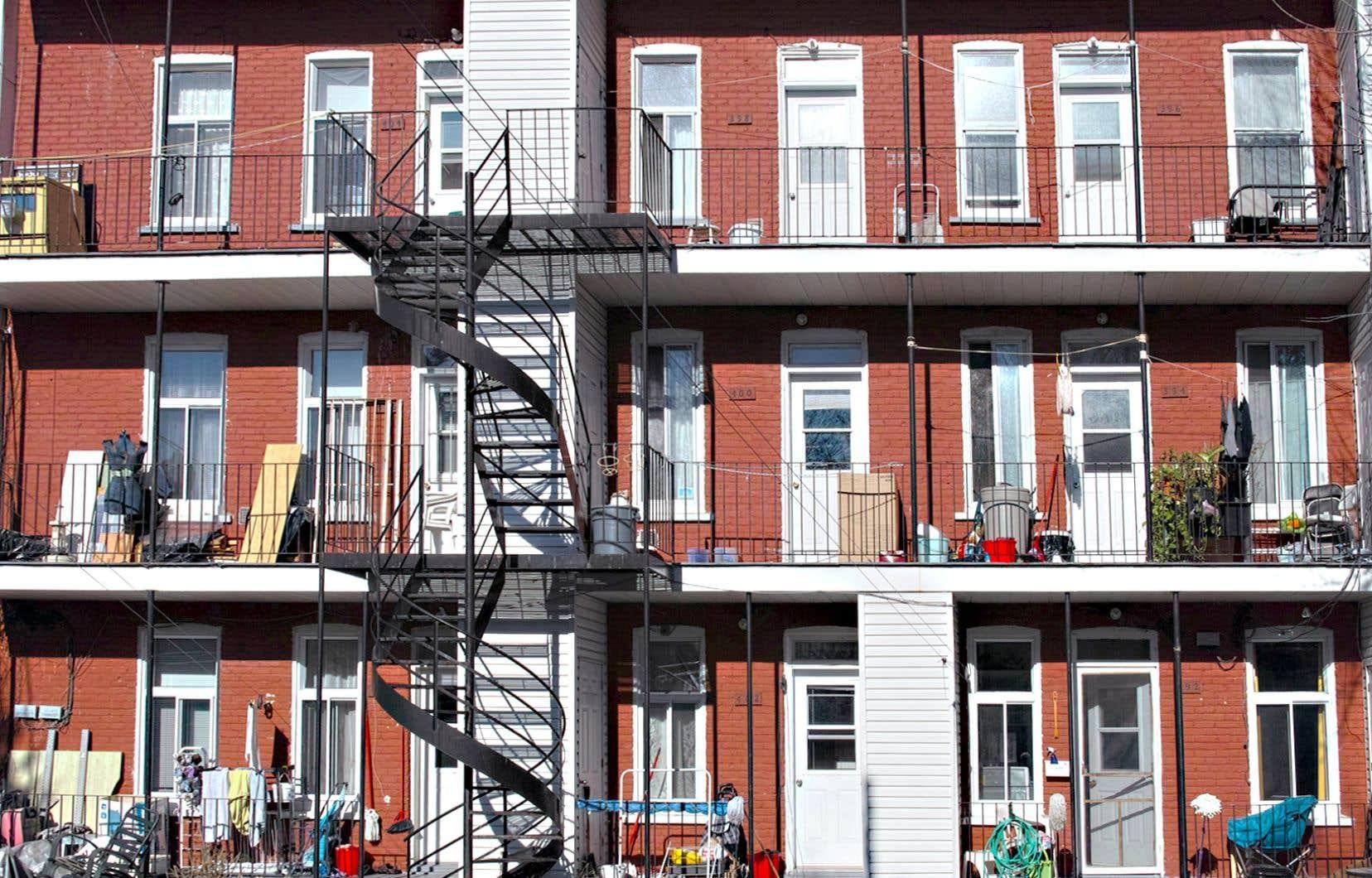 Le bilan de l'ancienne stratégie d'inclusion de logements sociaux de la Ville de Montréal est mitigé.