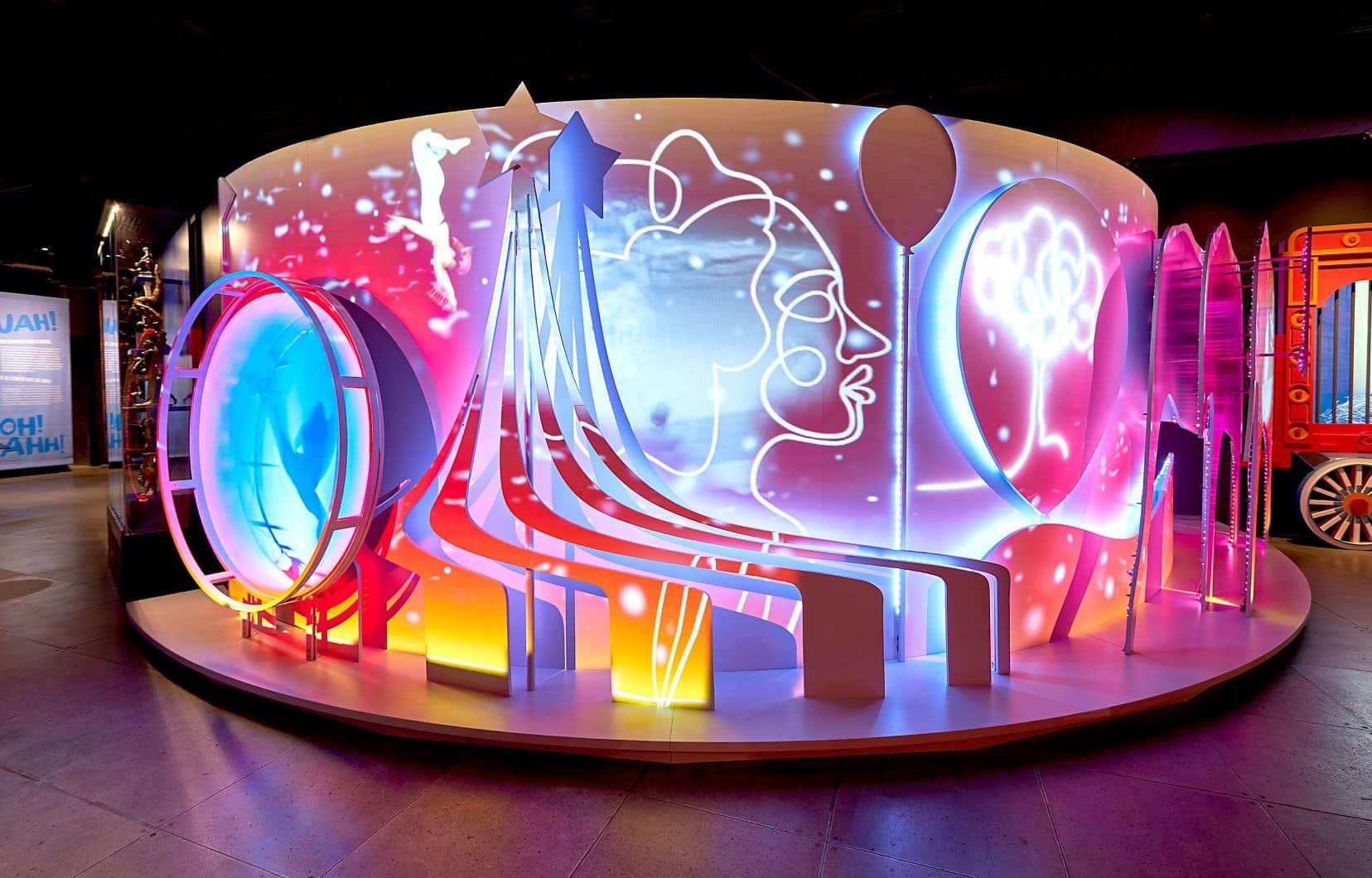 Afin de rassembler le plus d'objets possible pour l'exposition «Place au cirque», le musée est allé cogner aux portes des familles descendantes des artistes.