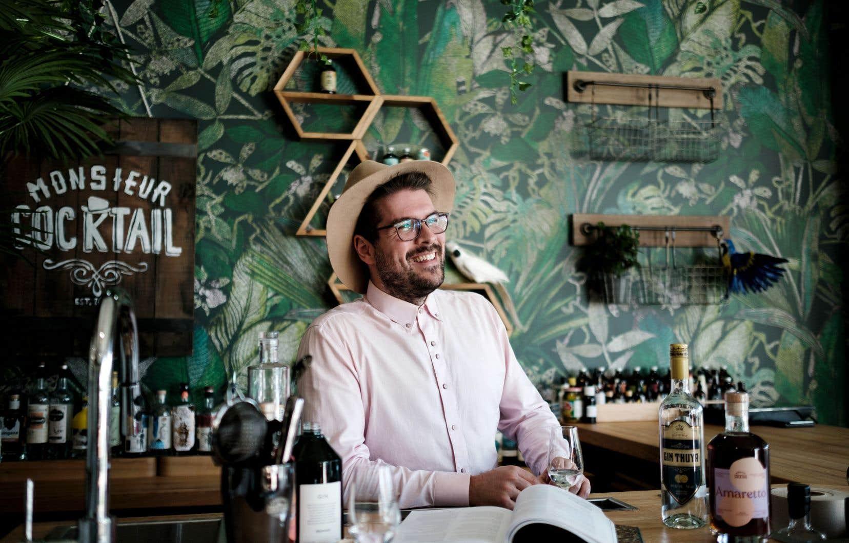 Les gins québécois sous la loupe de Patrice Plante