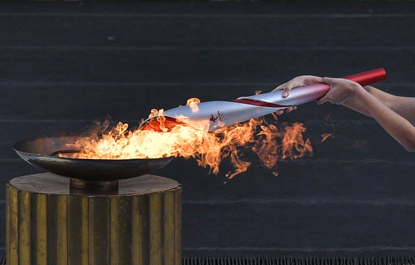 La flamme olympique en route vers la Chine… avec les polémiques