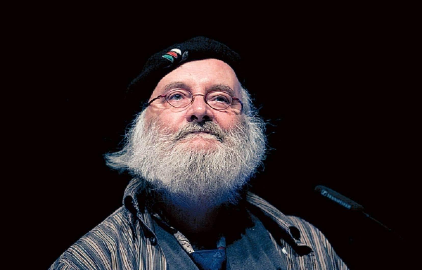 L'écrivain Victor-Lévy Beaulieu a été honoré hier soir, à Montréal, pour l'ensemble de son œuvre.<br />