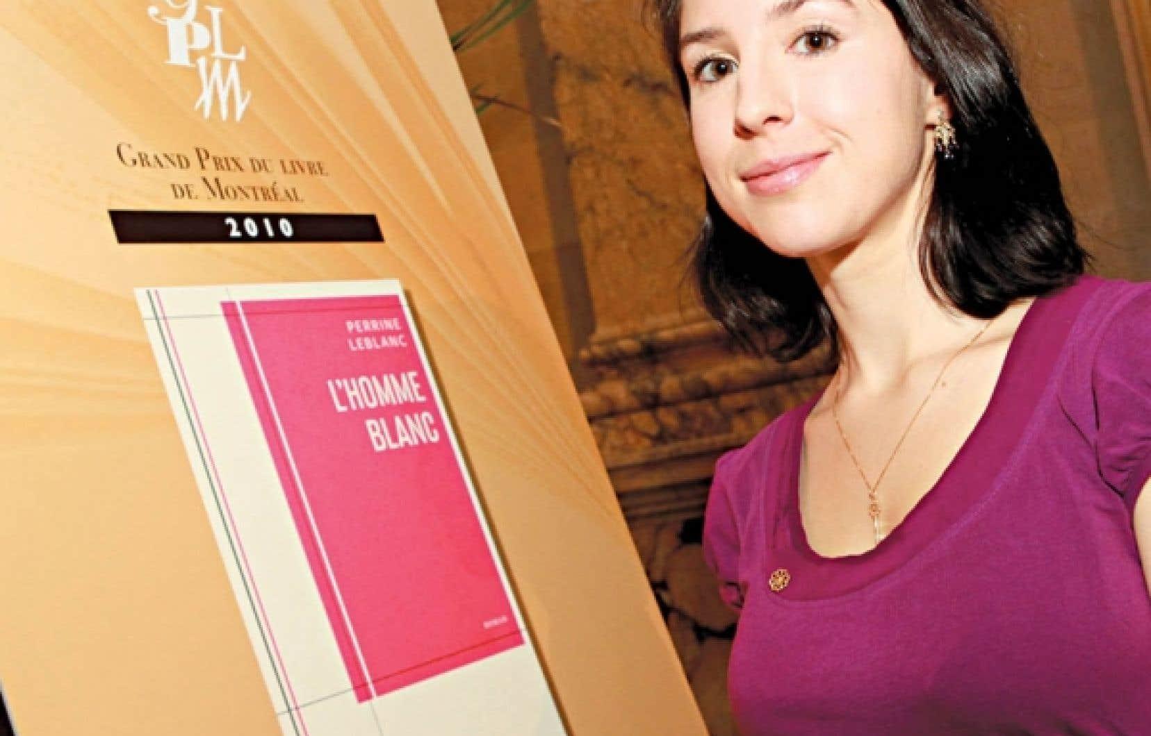 La jeune auteure Perrine Leblanc signe un texte dans ce Devoir des &eacute;crivains.<br />