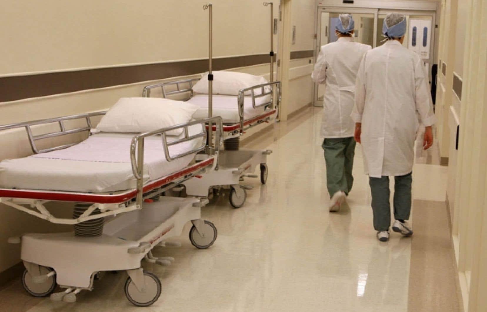 C'est la première année que de telles données sur les erreurs médicales survenues dans les établissements de santé au Québec seront disponibles.